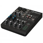 Mixer Analógico Ultracompacto Mackie 402VLZ4 de 4 com 2 Bandas de EQ