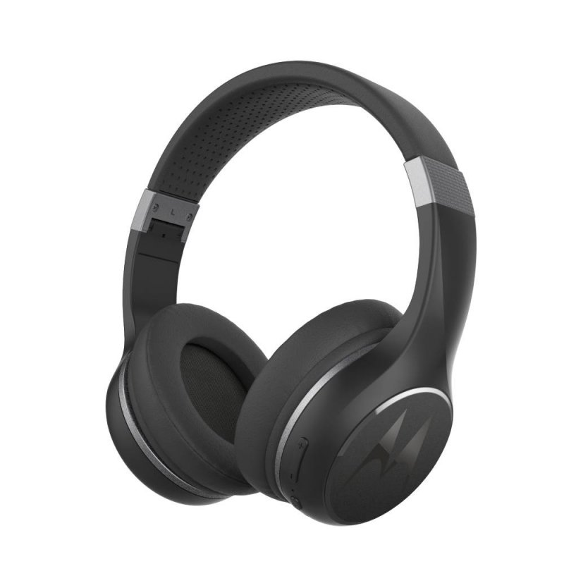 Headphone Motorola Escape 220 Bluetooth 5 e 24 horas de Bateria Preto